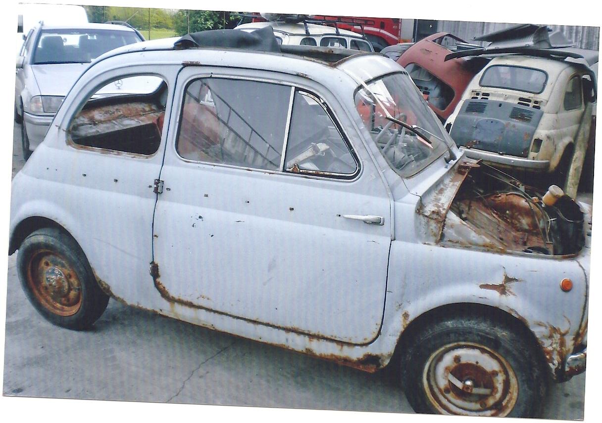 Fiat 500 English – Fratelli Sofia